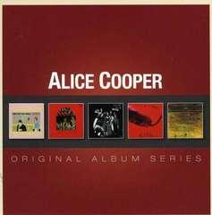 Alice Cooper - Original Album Series