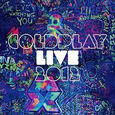 Coldplay - Live 2012 [CD+DVD]