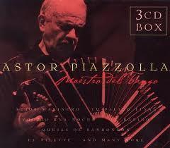 Astor Piazzolla - Maestro del Tango
