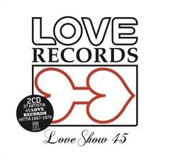 Eri esittäjiä - Love Show 45