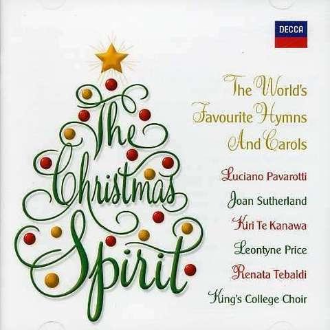 Various Artists - The Christmas Spirit [Universal]