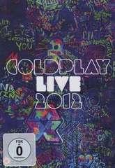 Coldplay - Live 2012 [DVD+CD]