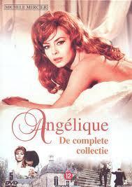 Movie - Angelique =5 Dvd=
