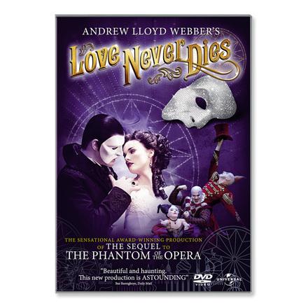 Webber, Andrew Lloyd - Love Never Dies