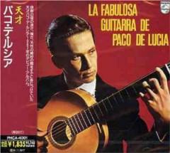 Lucia, Paco De - La Fabulosa Guitarra