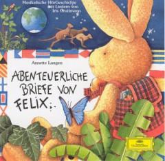 Audiobook - Felix Abenteuerliche..