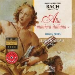Bach, J.S. - Alla Maniera Italiana/Org