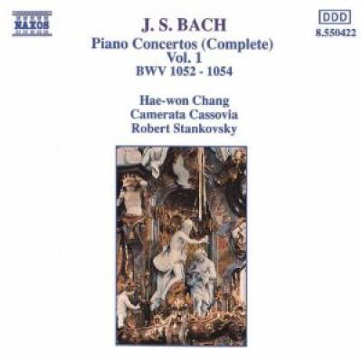 Bach, J.S. - Piano Concertos Vol.1