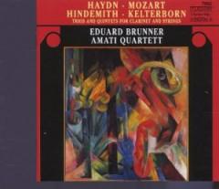 Haydn, J. - 3 Trios Clarinet/Violin/C
