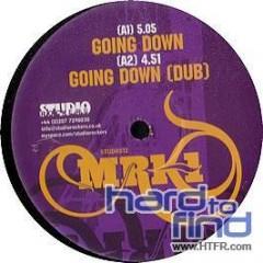 Mrk 1 - Going Down