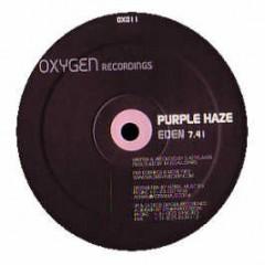 Purple Haze - Eden/Rush