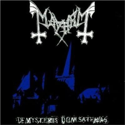 Mayhem - De Mysteriis Dom Sathanas [LP]