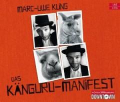 Audiobook - Das Kanguru Manifest