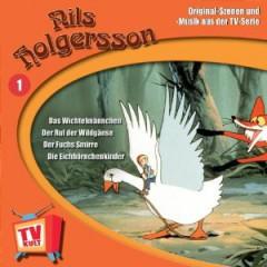 Audiobook - Nils Holgersson 1