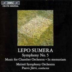 Lepo Sumera - Symphony No.5
