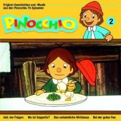 Audiobook - Pinocchio Folge 2