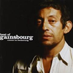 Gainsbourg, Serge - Comme Un Boomrang  ..