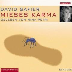 Audiobook - Mieses Karma