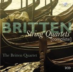 Britten, B. - Complete String Quartets