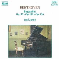 Beethoven, L. Van - Bagatelles/Op.119/Op.126