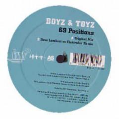 Boyz & Toyz - 69 Positions