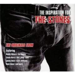 VARIOUS ARTISTS - Inspiration for the Stones: 25 True Originals