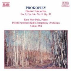 Prokofiev, S. - Piano Concertos No.2/No.5