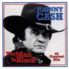 Cash, Johnny - Man In Black  40 Tr.