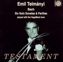 Bach, J.S. - Six Solo Sonatas & Partit