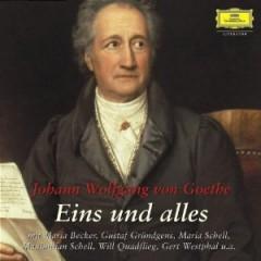 Audiobook - Box Goethe Eins Und Alles