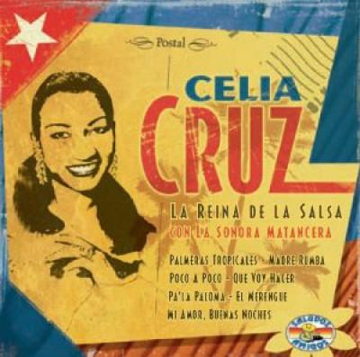 Cruz, Celia - La Reina De La Salsa