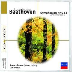 Beethoven, L. Van - Sinfonien 6 & 8