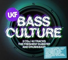 V/A - Ukf Bass Culture