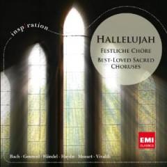 VARIOUS ARTISTS - Hallelujah: Festliche Chöre
