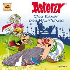 Audiobook - Asterix 4:Der Kampf Der..