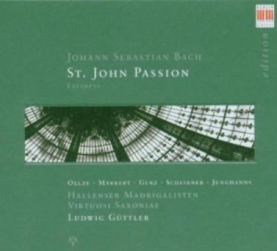 Bach, J.S. - St John Passion: 21 Exceprts