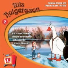 Audiobook - Nils Holgersson 2