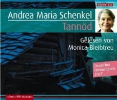 Audiobook - Andrea M.Schenkel:Tannod