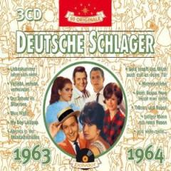 VARIOUS ARTISTS - Deutsche Schlager 1963-1964