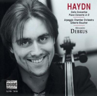 Haydn, J. - Cello & Piano Concertos