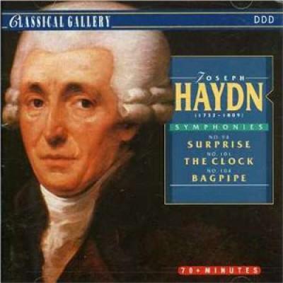 Haydn, J. - Symphonies No.94/101/104