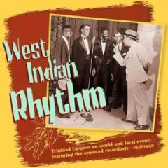 VARIOUS ARTISTS - West Indian Rhythm: Trinidad Calypsos