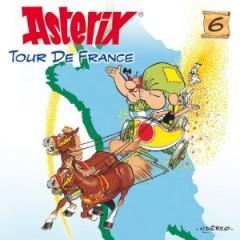 Audiobook - Asterix 6:Tour De France