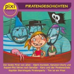 Audiobook - Pixi Horen:Piraten