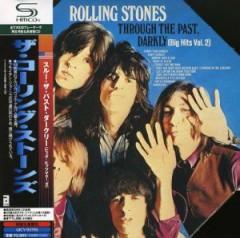 Rolling Stones - Shm Through..  Jap Card