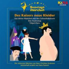 Audiobook - Das Keisers Neue Kleider