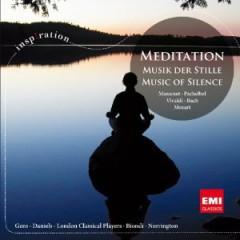 VARIOUS ARTISTS - Meditation: Musik der Stille - Music of Silence