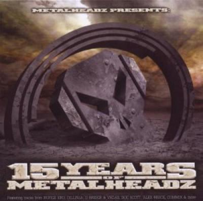 V/A - 15 Years Of Metalheadz