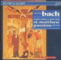 Bach, J.S. - St. Matthew Passion Bwv