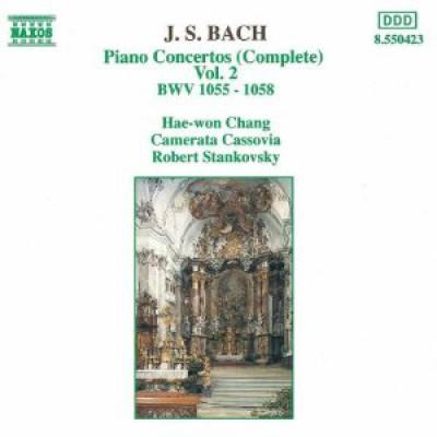 Bach, J.S. - Piano Concertos Vol.2